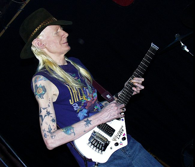 RIP, Johnny Winter (July 16, 2014) American Blues Great Johnny_Winter